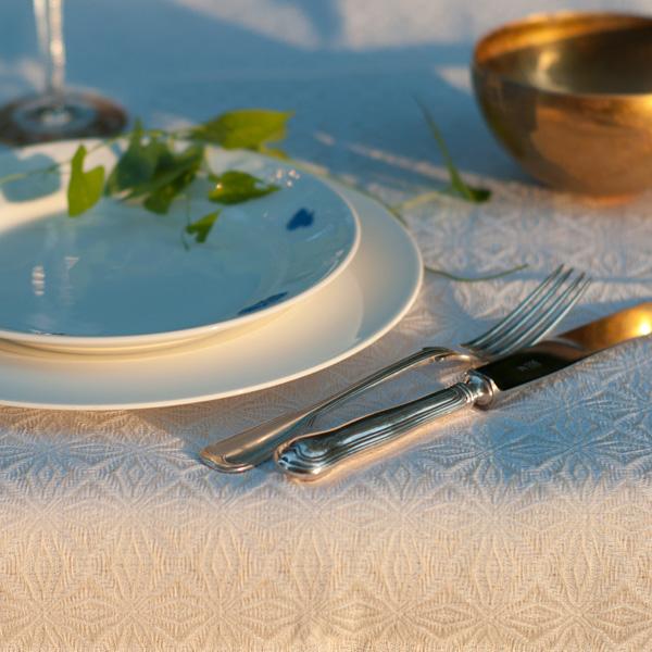 Tischdecke Schwedenstern